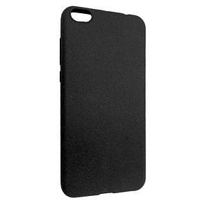 Чехол-накладка DK-Case силикон Шарпей для Xiaomi Redmi Mi 5c (black)