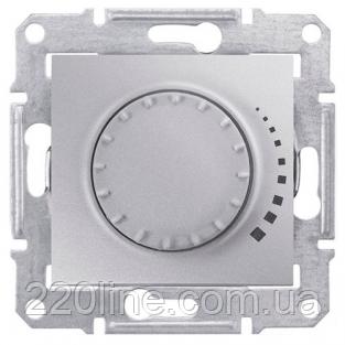 Механизм светорегулятора, 25-325 Вт алюминий Schneider Electric Sedna