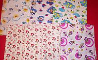 Пелёнка ситец, детские ситцевые пеленки