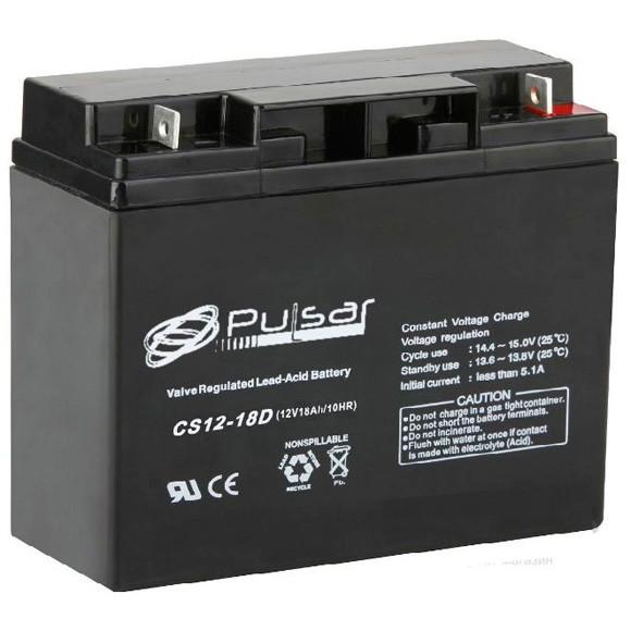 Аккумулятор глубокого разряда PULSAR CS12-18D