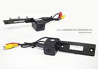 Штатная камера заднего вида VW Passat, Touran, Multivan T5 (Falcon SC09НCCD-170 R)