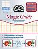 Канва Magic Aida DMC 50х75 см,экрю
