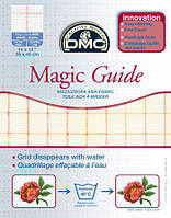 Канва Magic Aida DMC 35х45 см,экрю