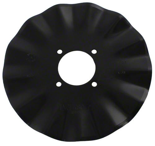 """Диск турбоножа (колтера) 13 волн 16""""  A72694/GD9254 406mm"""