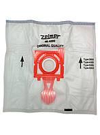 Комплект мешков 4 шт. для пылесосов ZELMER 49.4220