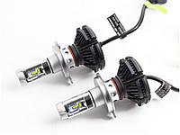 LED лампа SIGMA X3  H7 цена за 1 штуку