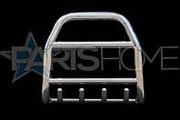 Кенгурятник Кенгур Передняя защита V5 Mitsubishi Pajero Wagon III 2000-2006