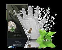 Коллагеновые перчатки VOESH Collagen  травяной экстракт