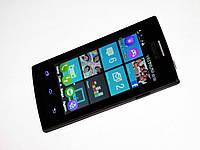 Телефон Nokia Lumia 630 Черный - 2Sim+ Чехол, фото 1