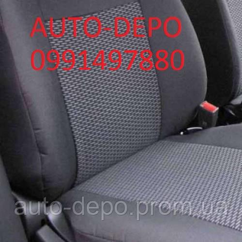 Авточехлы на сиденья Geely CK 2005-