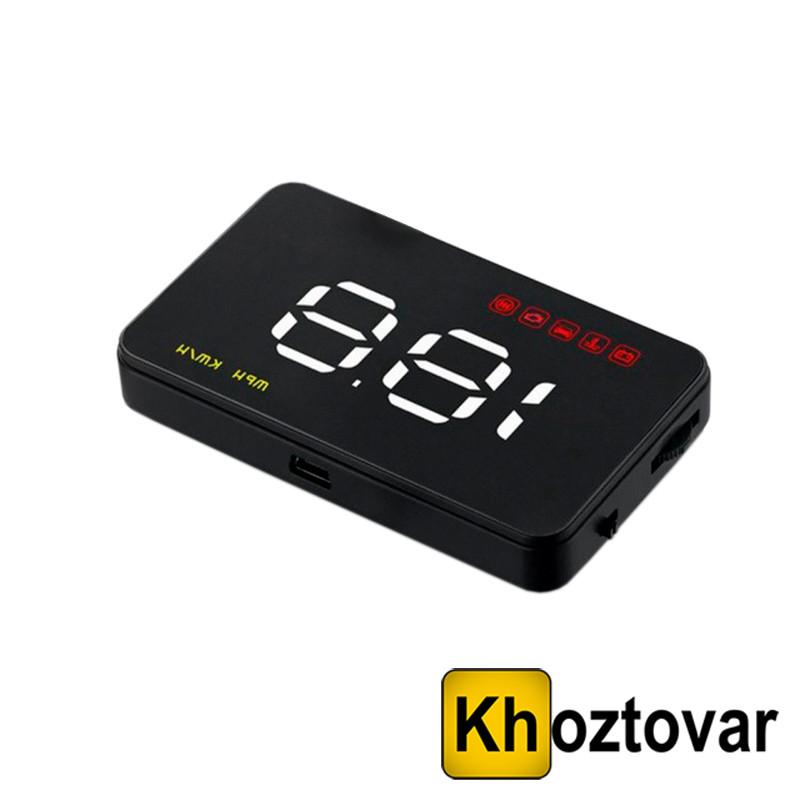Автомобильный проектор скорости OBD A1000