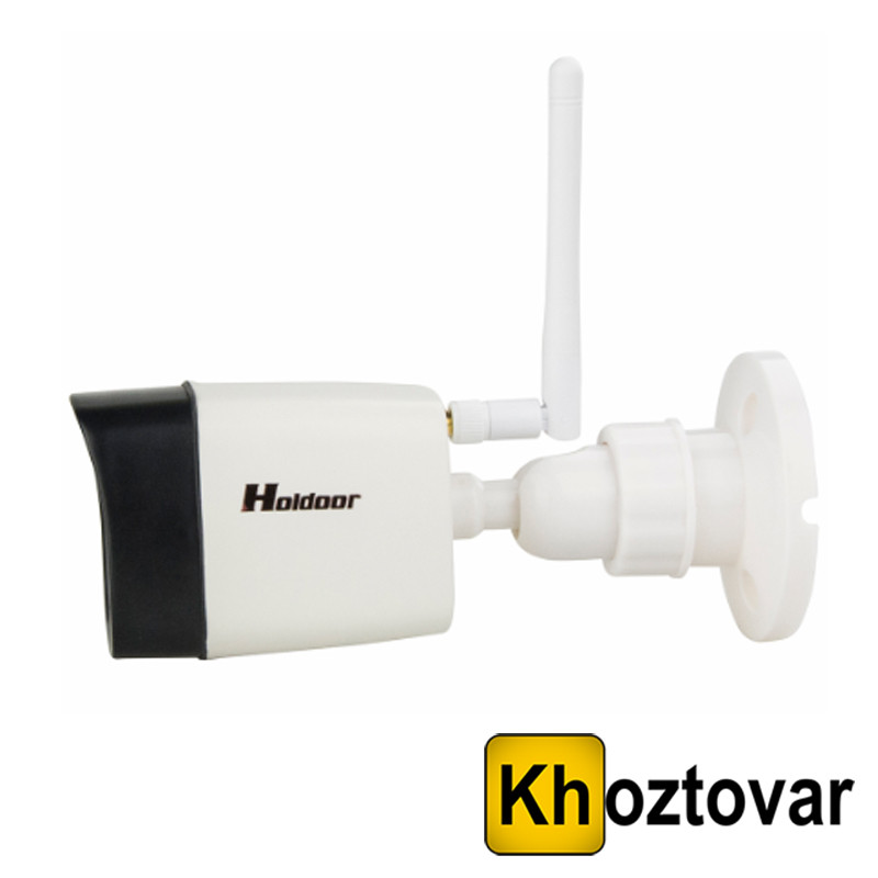Беспроводная наружная WiFi IP камера видеонаблюдения 2.0 Мп