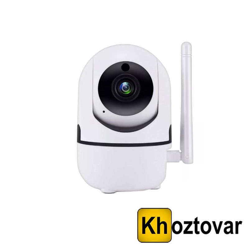 Беспроводная поворотная IP камера с распознаванием лиц UKC Y13G 1 Мп