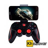 Беспроводной геймпад джойстик для смартфона T3/X3 Wireless controller Bluetooth