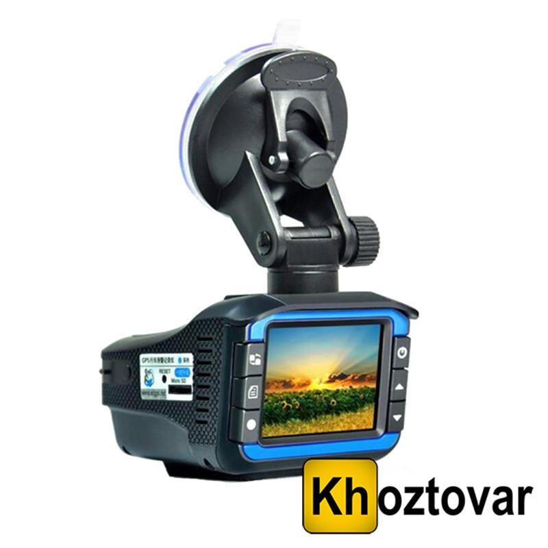 Видеорегистратор антирадар V3 2 в 1