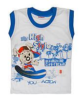 Детская одежда оптом . Борцовка для мальчиков р.1,2,3,4 года.