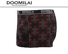 Мужские боксеры стрейчевые из бамбука  Марка  «DOOMILAI» Арт.D-01195, фото 2
