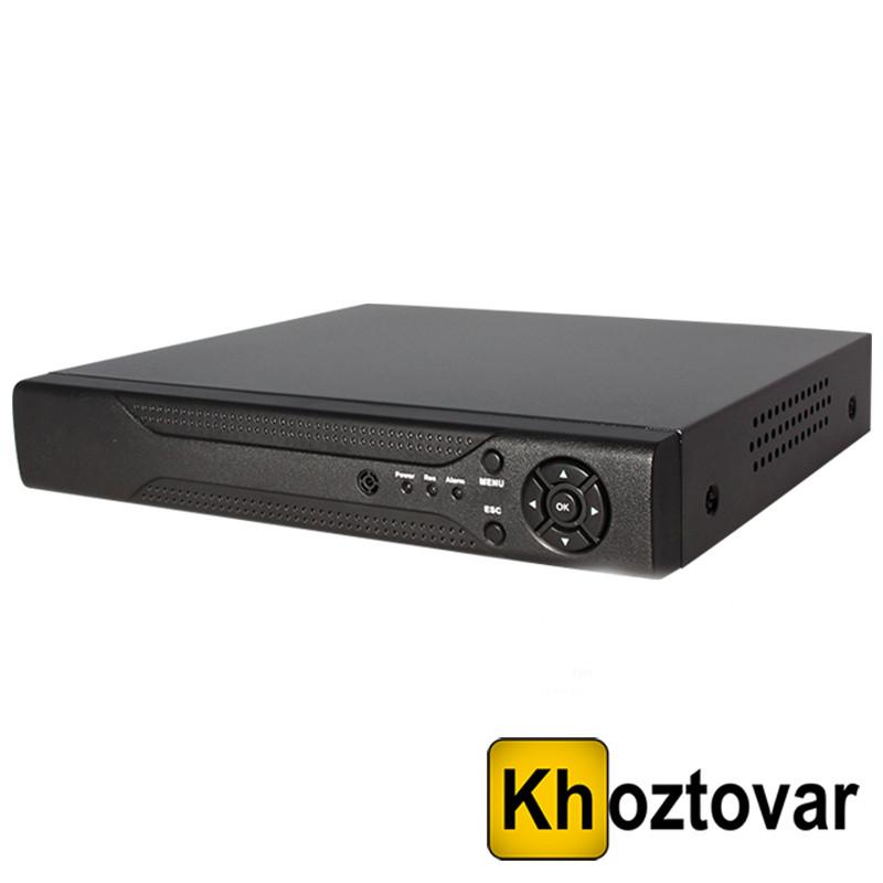 Гибридный четырех канальный видеорегистратор GT CL0404