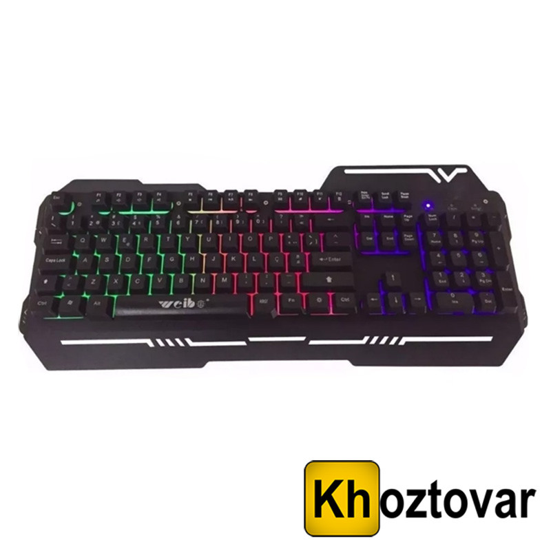 Игровая USB клавиатура Game Keyboard WB-539
