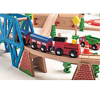 Деревянна железная дорога