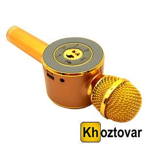 Караоке-мікрофон Wster WS-668 Bluetooth