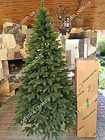 Литая елка Премиум 2.10м.зеленая