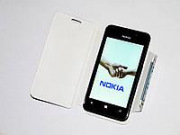 Телефон Nokia A620 Черный - 2Sim+ 4''+ Android + ЧЕХОЛ, фото 1