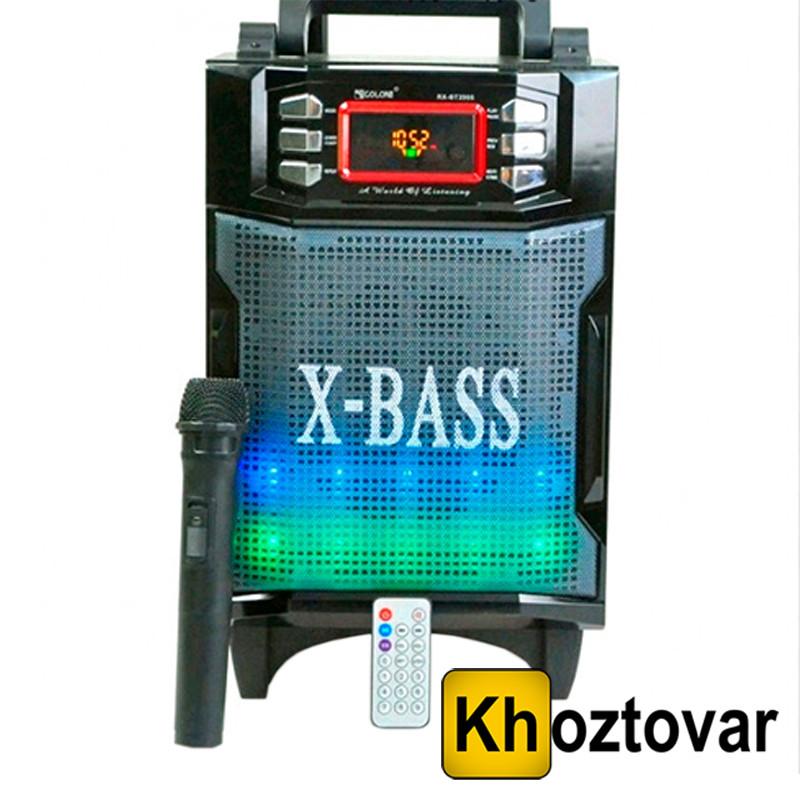 Колонка-комбик Golon RX-2900 BT | FM/USB/Bluetooth