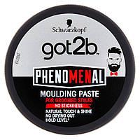 Моделирующая паста Got2b Phenomenal Schwarzkopf  100 ml