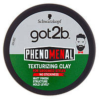 Моделирующая паста Got2b phenomenal texturizing cream Schwarzkopf  100 ml