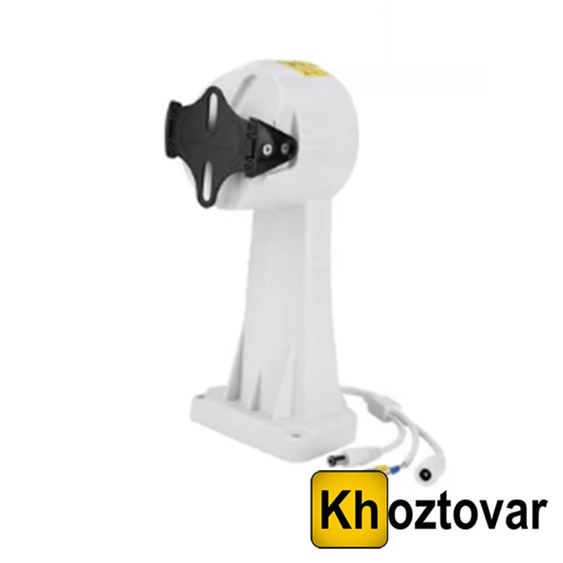 Кронштейн для камеры видеонаблюдения с выводом подключения
