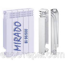 Радиатор биметаллический 500*96 Mirado
