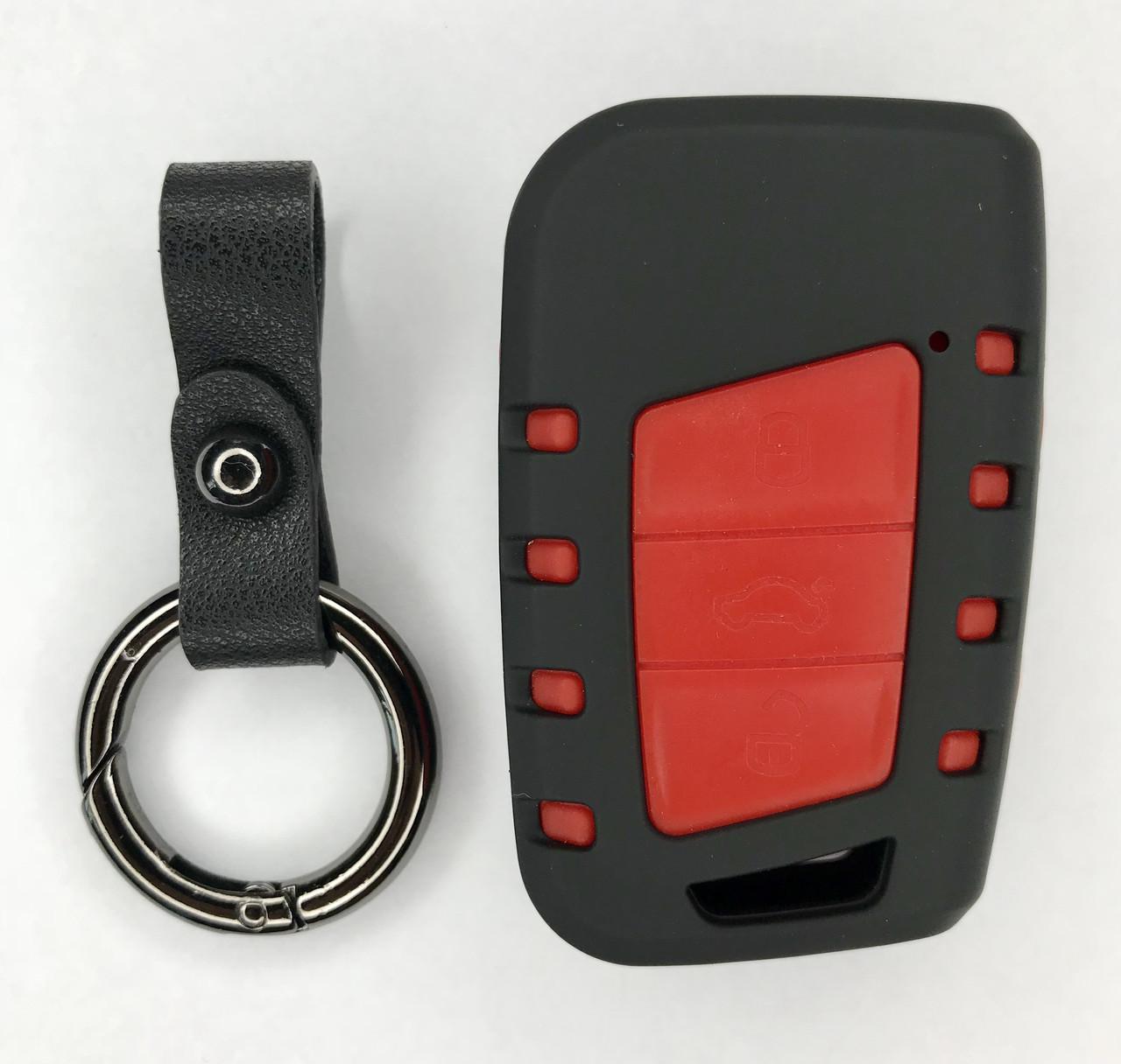 Матовый чехол для ключа Seat Altea,Altea FreeTrack,Altea XL,Ateca,Córdoba,Ibiza FR,Leon,Leon Cupra,Leon,Toledo