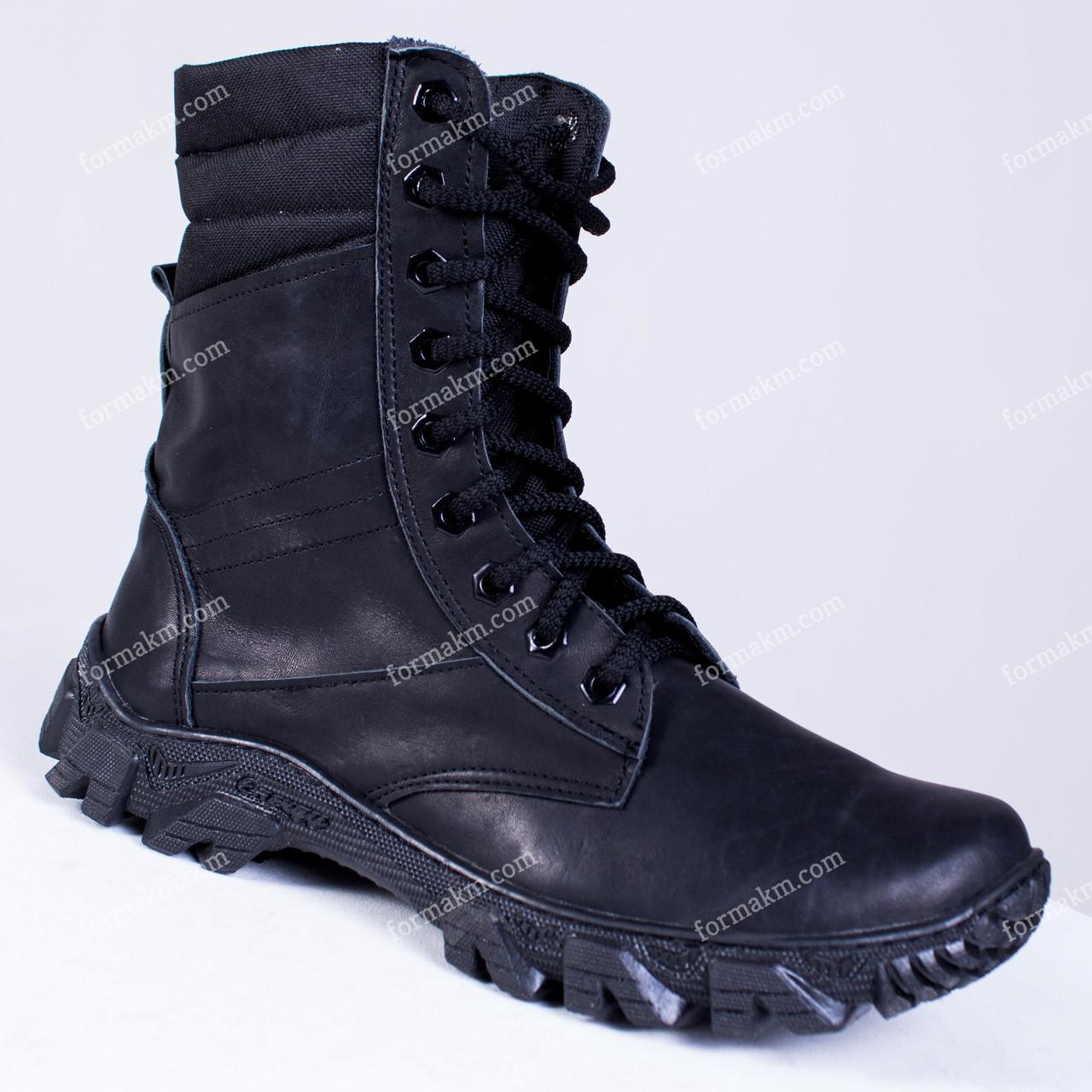 Берцы Зимние Bizon Evo.2 Black