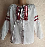 Детская вышиванка украинка 3-6 лет