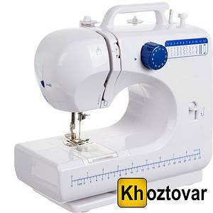 Мини швейная машинка Sewing Machine 506 | Многофункциональная швейная машинка