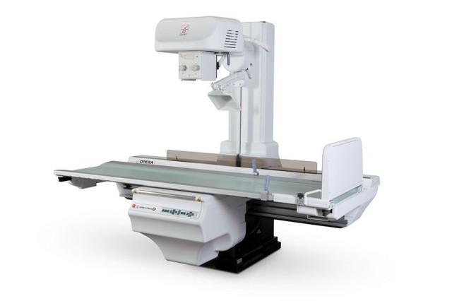 Стационарные рентгенодиагностические системы