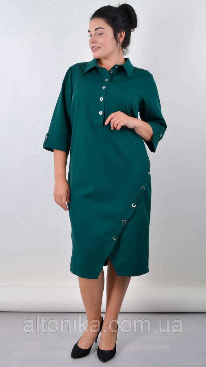 Рио. Изящное платье для пышных женщин. 50, 52, 54, 56