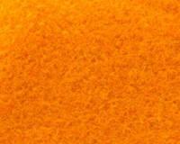 Фетр оранжевый, 25*23 см, 1 мм, мягкий