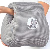 Подушка для кормления, муфта на руку Mini  30х28х30см