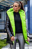 Двусторонняя женская куртка 42,44,46,48р.