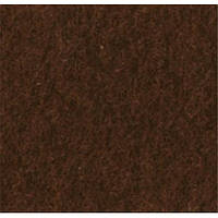 Фетр коричневый, 50*45 см, 1 мм, мягкий