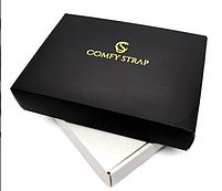 Кожаный блокнот COMFY STRAP коричневый с ручкой В6 (17,6х13,5х3,5 см) ручная работа, фото 7