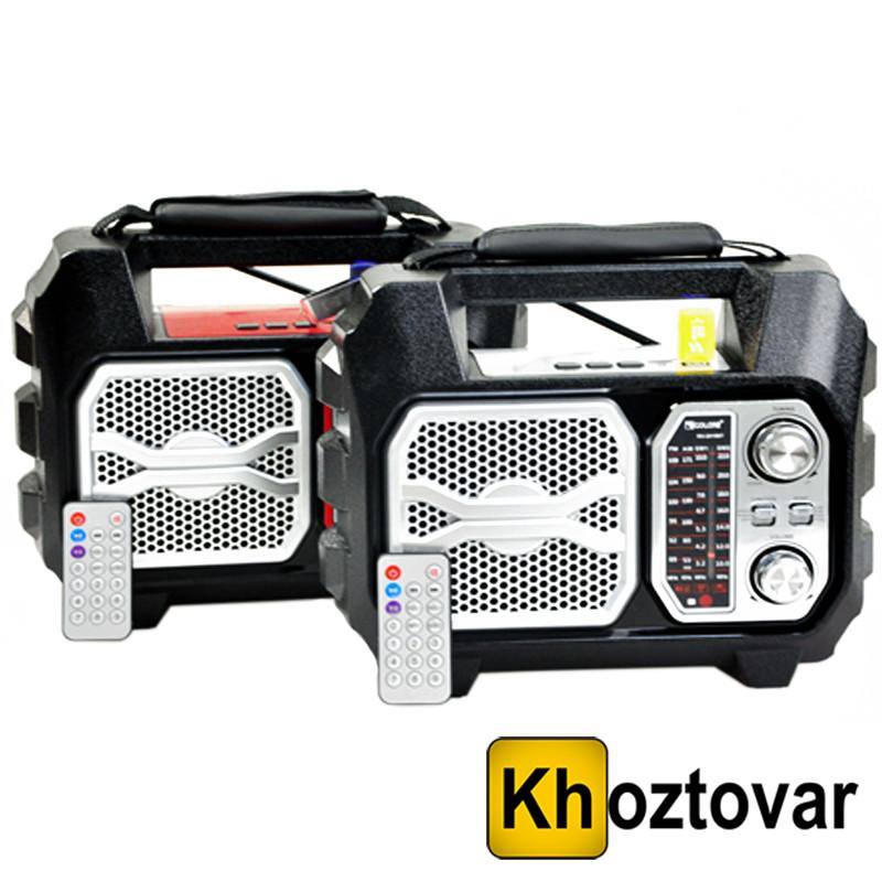 Портативна Bluetooth колонка радіоприймач Golon RX-2019 BT