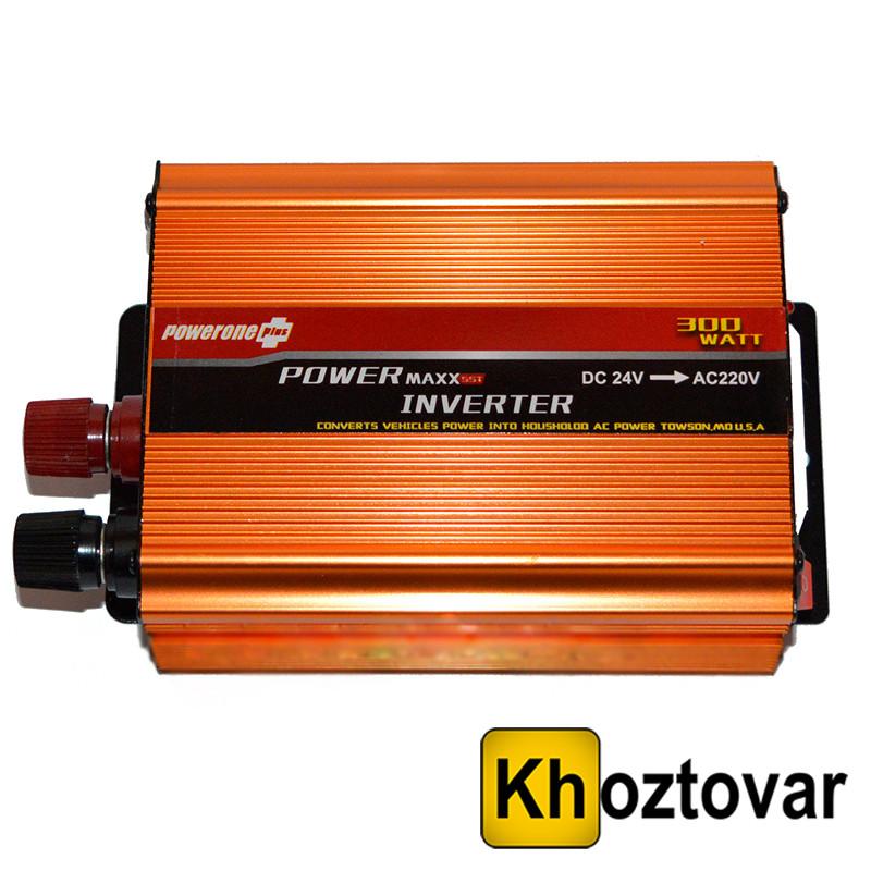 Преобразователь 24В в 220В Power One 300W