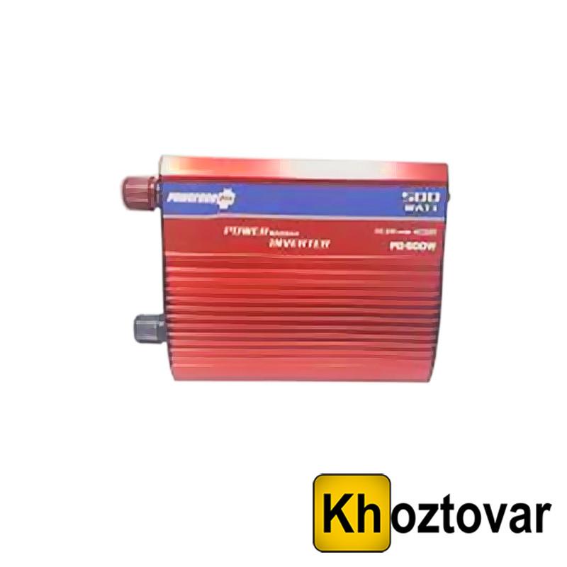 Преобразователь 24В в 220В Power One 500Вт