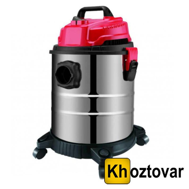 Пылесос Domotec MS 4411 2200W 4 в 1 | Промышленный пылесос для влажной и сухой уборки