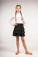 Юбка школьная для девочки ТМ Фея арт.Ю-72