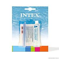 Intex Рем-комплект 59632 NP клей 5-7гр+заплатка, 135 кв/см