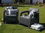 Комплект садових меблів Corfu Duo, фото 4